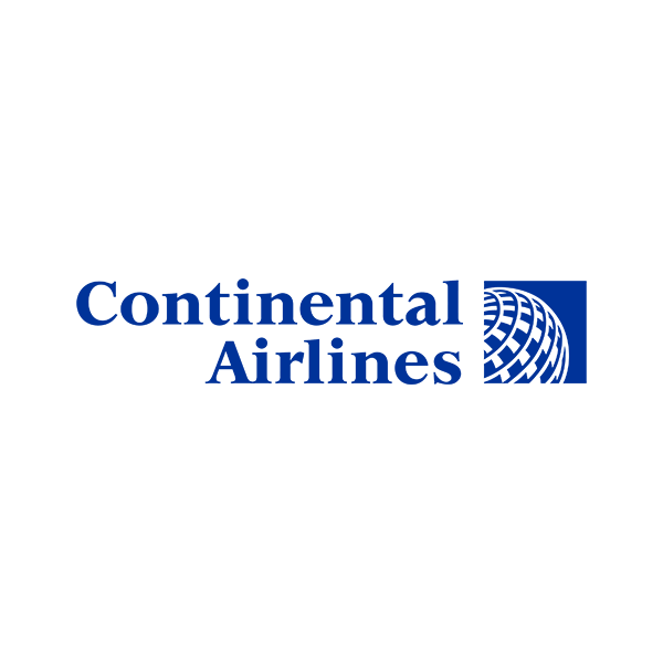 Continental Airlines Logo Min