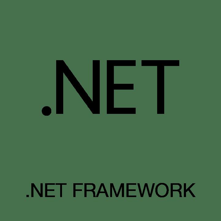 Net Framework Logo Min